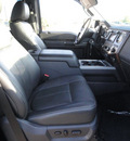 ford f 350 super duty 2011 black fx4 lariat biodiesel 8 cylinders 4 wheel drive shiftable automatic 60915