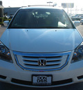 honda odyssey 2008 white van ex gasoline 6 cylinders front wheel drive automatic 76011