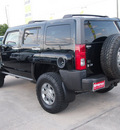 hummer h3 2009 black suv alpha 8 cylinders automatic 77388