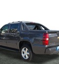 chevrolet avalanche 2011 black suv lt flex fuel 8 cylinders 2 wheel drive automatic with overdrive 77037