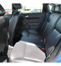 ford focus 2010 blue sedan sel gasoline 4 cylinders front wheel drive automatic 78233