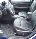 chrysler 200 2013 dk  blue sedan limited flex fuel 6 cylinders front wheel drive automatic 44024