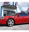 pontiac grand prix 2008 red sedan gxp 8 cylinders automatic 76541