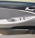 hyundai sonata 2011 silver sedan gls gasoline 4 cylinders front wheel drive automatic 75062