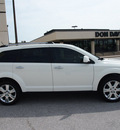 dodge journey 2012 off white van crew flex fuel v6 front wheel drive automatic 76011