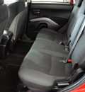 mitsubishi outlander 2009 red suv es gasoline 4 cylinders all whee drive automatic 44060