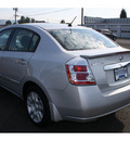nissan sentra 2011 silver sedan 2 0 gasoline 4 cylinders front wheel drive automatic 98632