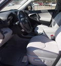 toyota rav4 2012 silver suv limited gasoline 4 cylinders 2 wheel drive automatic 76011