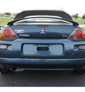 mitsubishi eclipse spyder 2004 blue gs gasoline 4 cylinders front wheel drive automatic 76543