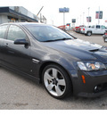 pontiac g8 2009 gray sedan gt gasoline 8 cylinders rear wheel drive automatic with overdrive 77539