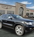 jeep grand cherokee 2012 black suv limited gasoline 8 cylinders 4 wheel drive 6 speed automatic 60915