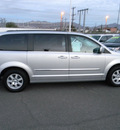 chrysler town country 2012 silver van touring flex fuel 6 cylinders front wheel drive automatic 79925