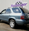 acura mdx 2005 steel blue suv touring w navi gasoline 6 cylinders all whee drive automatic 80905