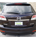 mazda cx 9 2007 dk  red suv grand touring gasoline 6 cylinders all whee drive automatic 78757