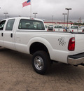 ford f 350 super duty 2012 white xl biodiesel 8 cylinders 4 wheel drive automatic 78861