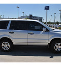 honda pilot 2003 silver suv ex l gasoline 6 cylinders 4 wheel drive 5 speed automatic 78233