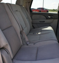 chevrolet tahoe 2009 gray suv lt xfe 8 cylinders 6 speed automatic 76087