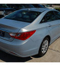 hyundai sonata 2011 dk  gray sedan gls gasoline 4 cylinders front wheel drive automatic 77339