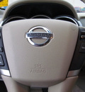 nissan murano 2009 off white suv le gasoline 6 cylinders all whee drive automatic 45840