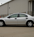 dodge stratus 2003 silver sedan se 4 cylinders dohc automatic 62034