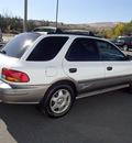 subaru impreza 1998 white wagon outback sport 4 cylinders automatic 99352