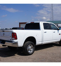 ram 2500 2011 white slt diesel 6 cylinders 4 wheel drive automatic 79119