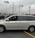 honda odyssey 2009 beige van touring 6 cylinders automatic with overdrive 60462