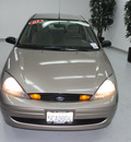 ford focus 2003 beige sedan se gasoline 4 cylinders front wheel drive automatic 91731