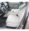 honda pilot 2013 gray suv lx gasoline 6 cylinders front wheel drive automatic 77034