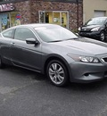 honda accord 2008 gray coupe lx s gasoline 4 cylinders front wheel drive manual 06019