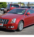 cadillac cts 2013 red coupe 3 6l premium 6 cylinders automatic 76903