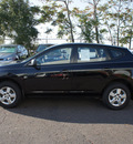 nissan rogue 2009 black suv 4 cylinders automatic 19153