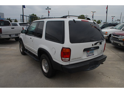 ford explorer 1998 white suv sport gasoline v6 rear wheel drive automatic 77090