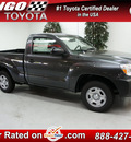 toyota tacoma 2013 gasoline 4 cylinders 2 wheel drive not specified 91731