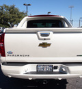 chevrolet avalanche 2011 white suv ltz flex fuel 8 cylinders 2 wheel drive automatic 75075