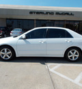 honda accord 2003 white sedan ex w leather gasoline 4 cylinders dohc front wheel drive automatic with overdrive 77074