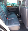 volkswagen touareg 2007 black suv v6 gasoline 6 cylinders all whee drive shiftable automatic 77074