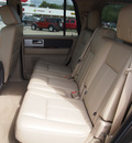 ford expedition 2008 gray suv eddie bauer 8 cylinders automatic 77864