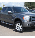 ford f 150 2010 dk  gray fx4 flex fuel 8 cylinders 4 wheel drive automatic 78572
