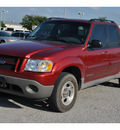 ford explorer sport trac 2002 red suv value gasoline 6 cylinders 4 wheel drive automatic 78217