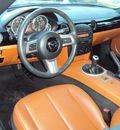 mazda mx 5 miata 2006 dk  gray gt gasoline 4 cylinders rear wheel drive 6 speed manual 32901