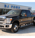 ford f 350 super duty 2012 black lariat fx4 biodiesel v8 4 wheel drive shiftable automatic 77575