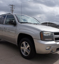 chevrolet trailblazer 2007 silver suv ls gasoline 6 cylinders rear wheel drive automatic 76049
