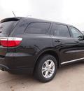 dodge durango 2013 black suv sxt gasoline 6 cylinders rear wheel drive automatic 76011