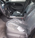 chevrolet malibu 2013 dk  gray sedan ls 4 cylinders automatic 78064