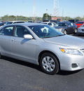 toyota camry 2011 silver sedan gasoline 4 cylinders front wheel drive automatic 19153