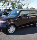 scion xb 2010 burgundy wagon gasoline 4 cylinders front wheel drive automatic 19153