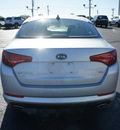 kia optima 2012 silver sedan lx gasoline 4 cylinders front wheel drive automatic 19153