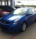 nissan sentra 2011 sedan 2 0sr gasoline 4 cylinders front wheel drive not specified 76116