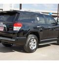 toyota 4runner 2013 black suv sr5 gasoline 6 cylinders 4 wheel drive automatic 78232